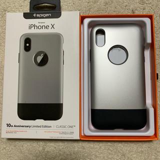 シュピゲン(Spigen)のspigen  iPhone X ケース カバー(iPhoneケース)