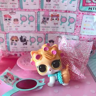 タカラトミー(Takara Tomy)のPets kittydoll eye spy lolサプライズ ペット(キャラクターグッズ)