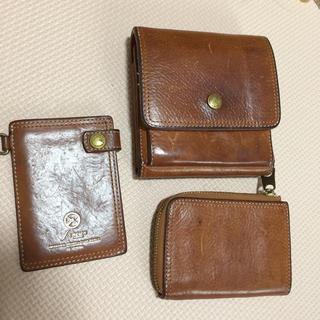 MORPHC 財布カードケース小銭入れセット(折り財布)