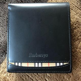 バーバリー(BURBERRY)のバーバリー 2つ折り財布 新品未使用(折り財布)