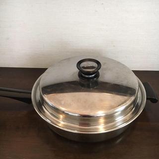 アムウェイ(Amway)のアムウェイ 大フライパン(鍋/フライパン)
