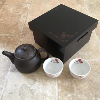 ディズニー(Disney)のDisney 木箱入 茶器セット(食器)