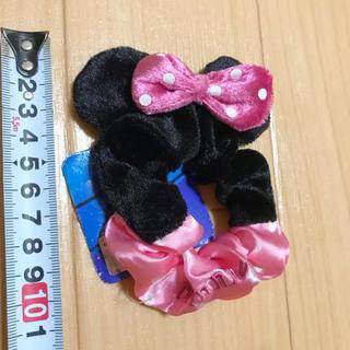 ミニーマウス(ミニーマウス)のミニーマウス シュシュ(ヘアゴム/シュシュ)