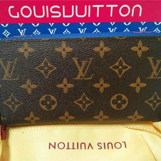 ルイヴィトン LOUIS VUITTON LV モデル ウォレットシリーズ長財布(長財布)