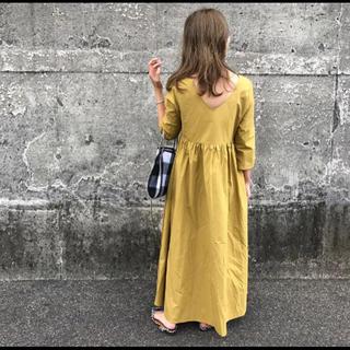 ザラ(ZARA)のmite オリジナルワンピ(ロングワンピース/マキシワンピース)