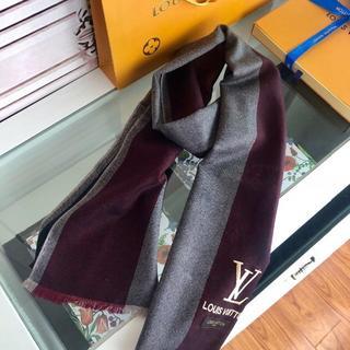 ルイヴィトン/マフラー、 新品同様の超美品!週末限定価格(バンダナ/スカーフ)