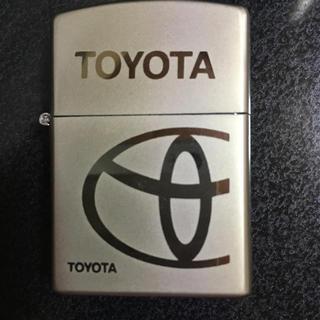 Toyota ライター(タバコグッズ)
