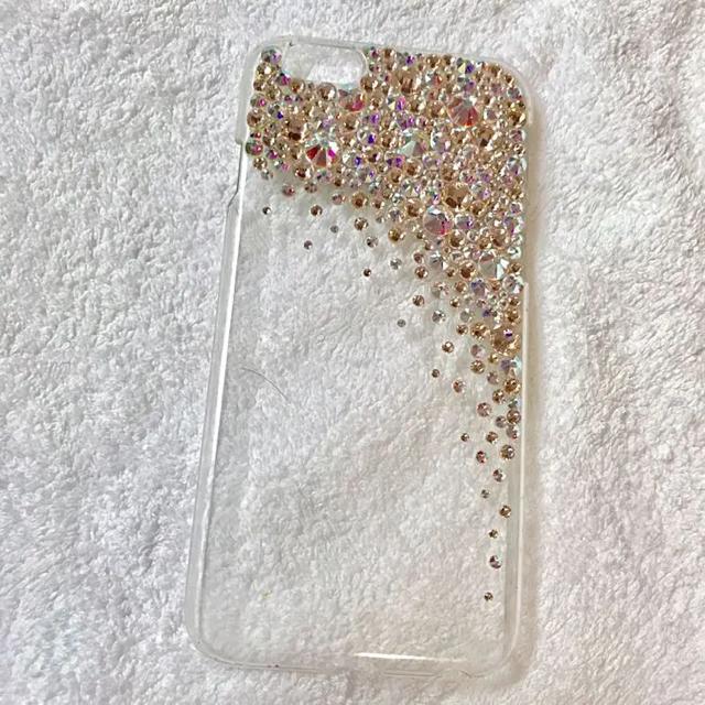 グッチ iphonexr ケース 財布型 | SWAROVSKI - iPhone6 スワロフスキー SWAROVSKI オーダーメイド スマホケースの通販 by aya's shop|スワロフスキーならラクマ
