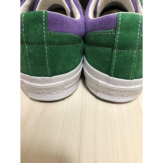 CONVERSE le FLEUR GOLF 28cm メンズの靴/シューズ(スニーカー)の商品写真
