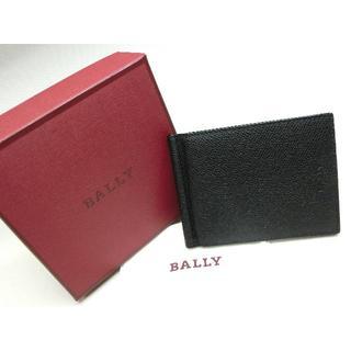 バリー(Bally)のBALLY バリー 二つ折り カードケース 新品未使用品(名刺入れ/定期入れ)