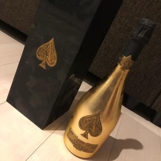 アルマンドバジ(Armand Basi)のアルマンド ゴールド(シャンパン/スパークリングワイン)