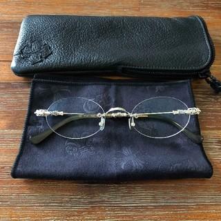 クロムハーツ(Chrome Hearts)のクロムハーツ Chrome Hearts Pills 2 眼鏡(サングラス/メガネ)