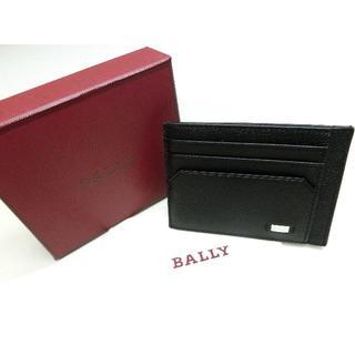 バリー(Bally)のBALLY バリー カードケース 定期入れ 未使用品(名刺入れ/定期入れ)