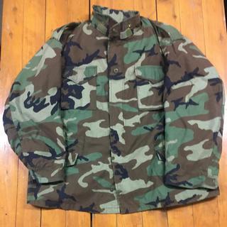 アルファ(alpha)のALPHA アルファ M-65 フィールドジャケット(ミリタリージャケット)