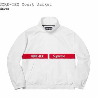 シュプリーム(Supreme)の18F/W week8 GORE-TEX Court Jacket Lサイズ(マウンテンパーカー)