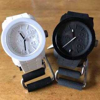 ディーゼル(DIESEL)の新品✨ペアセット ディーゼル DIESEL 腕時計 DZ1436 DZ1437(腕時計(アナログ))