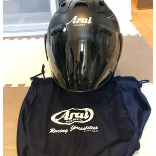 アライテント(ARAI TENT)のアライ SZ Ram4 ジェットヘルメット(ヘルメット/シールド)