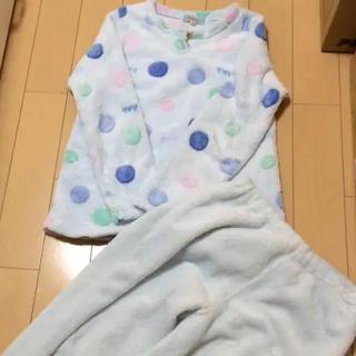 ヒロミチナカノ(HIROMICHI NAKANO)のルームウェア ヒロミチ ナカノ ふわふわ もこもこ パジャマ GU ユニクロ M(パジャマ)
