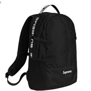 シュプリーム(Supreme)の18ss supreme backpack bagです。(バッグパック/リュック)