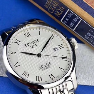 ティソ(TISSOT)のTISSOT自動巻き腕時計(腕時計(アナログ))