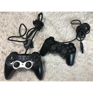 プレイステーション(PlayStation)のプレステ コントローラー 2個セット(その他)