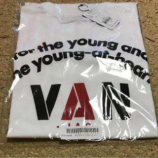 ヴァンヂャケット(VAN Jacket)の新品!VAN  JAC 長袖 T シャツ L(Tシャツ/カットソー(七分/長袖))