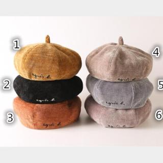 大人気 ベレー帽(帽子)