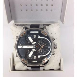 ディーゼル(DIESEL)のディーゼル メンズ腕時計 MRDADDY 2.0 DIAL STAINLESS (腕時計(アナログ))