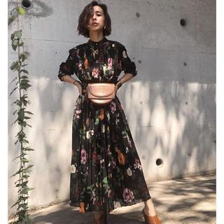 即日発送/coco flower onepiece