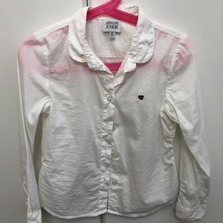 アルマーニ ジュニア(ARMANI JUNIOR)のArmani Junior ワイシャツ(ジャケット/上着)