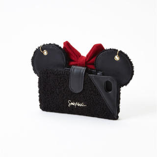 Disney - 新品 定価6966円 サミールナスリ  ミニーiPhoneカバー