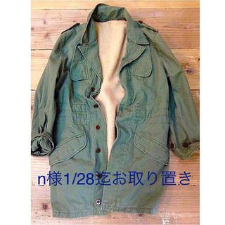 トゥデイフル(TODAYFUL)のTODAYFUL☆完売Work Coat(ミリタリージャケット)