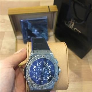 高級腕時計 ウブロ HUBLOT メンズ 腕時計 ウォッチ 美品(その他)