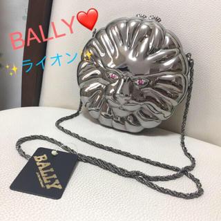 バリー(Bally)の 定15万 高級 BALLY ライオン パーティー バッグ ショルダーバッグ ✨(ショルダーバッグ)