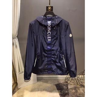 モンクレール(MONCLER)のモンクレール MONCLER 防寒 防風 メンズ ジャケット サイズM(ナイロンジャケット)