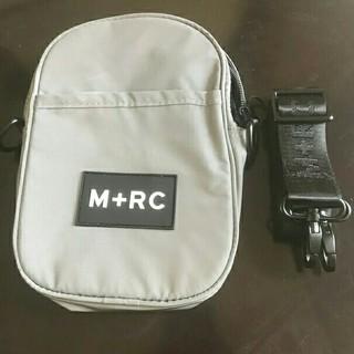 ノワール(NOIR)の人気 未使用品 M+RC NOIR マルシェノア ショルダーバッグ メンズ用(ショルダーバッグ)