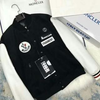 モンクレール(MONCLER)のモンクレール 新品 MONCLER FRAGMENT ダウンジャケット サイズ1(ダウンジャケット)