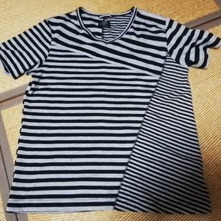 TAKA-Q - TAKA-Q ボーダー Tシャツ