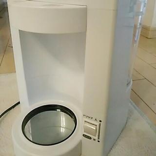 MUJI (無印良品) - 無印良品 コーヒーメーカー ミル&ドリップ ガラス容器なし