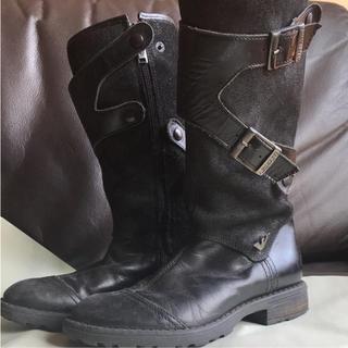 アルマーニ ジュニア(ARMANI JUNIOR)のアルマーニkidsブーツ(ブーツ)