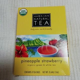 【moana様専用】ハワイアンナチュラルティー パイナップル&ストロベリー(茶)