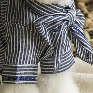 アズノウアズ(AS KNOW AS)の犬服 as know as de wan N 2Wayリボンネル SH(犬)