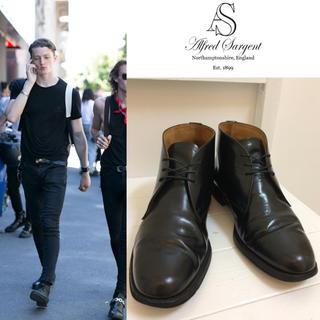 アルフレッドサージェント(Alfred Sargent)のAlfred Sargent アルフレッドサージェント イングランド製 ブーツ(ブーツ)