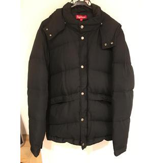 シュプリーム(Supreme)の09AW supreme puffy jacket ダウンジャケット(ダウンジャケット)