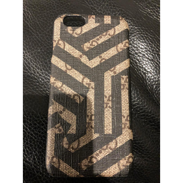 Gucci - グッチ iPhone 6 6s ケースの通販 by ak's shop|グッチならラクマ