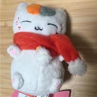 ハクセンシャ(白泉社)のニャンコ先生 マスコットぬいぐるみ(ぬいぐるみ)