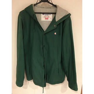 シュプリーム(Supreme)の10AW Supreme×Champion Custom Jacket(ナイロンジャケット)