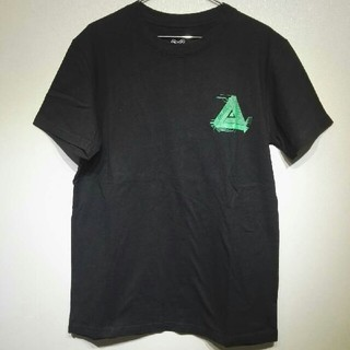Supreme - PALACE ブラック 半袖 Tシャツ