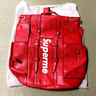 シュプリーム(Supreme)の【未使用】supremeバックパック(バッグパック/リュック)