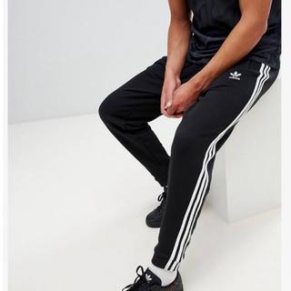 アディダス(adidas)のAdidas Originals 黒 CW2981 新品 Mトラックパンツ(その他)